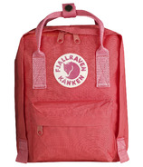 Fjallraven Kanken Mini Backpack Peach Pink