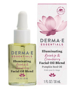 Derma E Essentials Illuminating Rosehip and Cranberry Face Oil