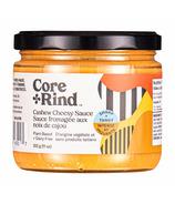 Core & Rind Cashew Cheesy Sauce Sharp + Tangy
