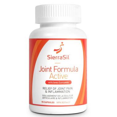 SierraSil Joint Formula with Curcumin