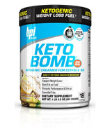BPI Sports Keto Bomb Vanilla Latte