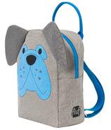 Fluf Lil B Pack Grey Dog