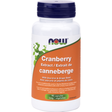 NOW Foods Cranberry Extract Veg Capsules