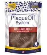 ProDen Plaque Off System Dental Bones Bacon