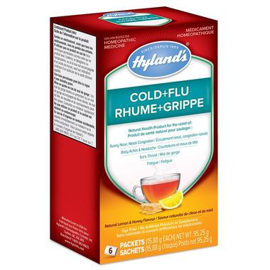 Hyland\'s Cold & Flu