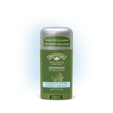 Nature\'s Gate Lemongrass & Clary Sage Deodorant