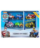 Paw Patrol Die Cast Vehicle Classic Gift Set