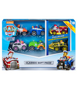 Paw Patrol Die Cast Vehicle Classic Gift Set