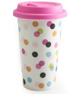 BIA Double-Walled Travel Mug Dots