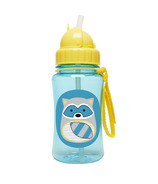 Skip Hop Zoo Straw Bottle Racoon