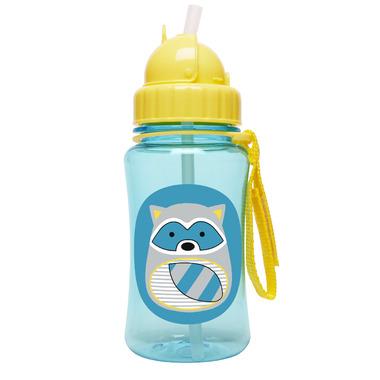 Skip Hop Zoo Straw Bottle Racoon