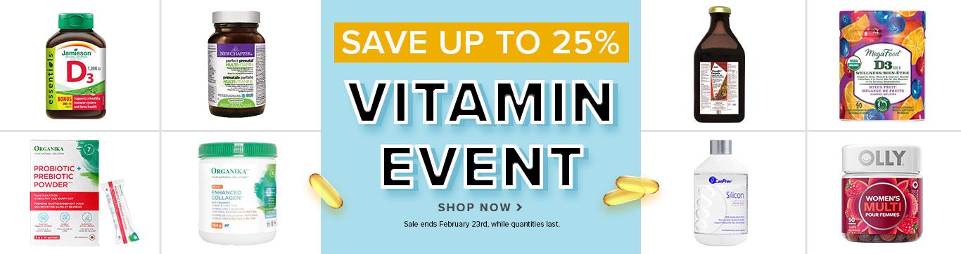 Vitamin Event