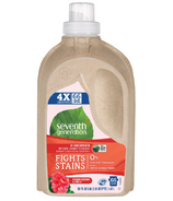 Seventh Generation Natural 4X Concentrated Laundry Detergent
