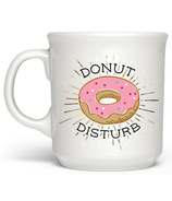 Fred and Friends Say Anything Donut Disturb Mug