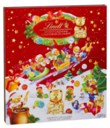 Lindt Holiday Bear Advent Calendar