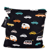 Colibri Reusable Snack Bag Large Road Trip