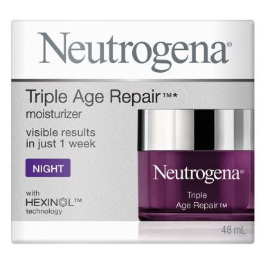 Neutrogena Triple Age Repair Moisturizer Night