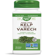 Nature's Way Iodine from Kelp Value Size