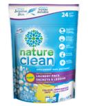Nature Clean Laundry Pacs Laundry Detergent