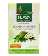 FLAVA Soursop Leaves Herbal Tea