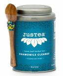 JusTea Loose Leaf Herbal Tea Chamomile Cleanse