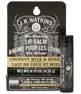 J.R. Watkins Lait de coco & Baume à lèvres au miel
