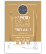 Heavenly Dates French Vanilla