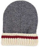 Little Blue House Heritage Adult Winter Hat Red Stripe