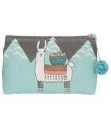 Danica Studio Llamarama Small Cosmetic Bag