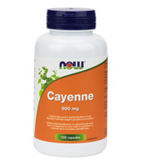 NOW Foods Cayenne 500 mg