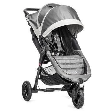 Baby Jogger City Mini GT Single Steel Grey
