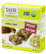 Taste of Nature Organic Granola Bar