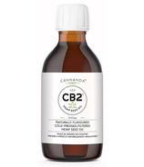 Cannanda CB2 Organic Hemp Seed Oil