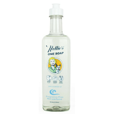 Nellie\'s One Soap Fragrance Free