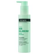 Neutrogena Skin Balancing Kaolin Clay Cleanser 2% Polyhydroxy Acid (PHA)