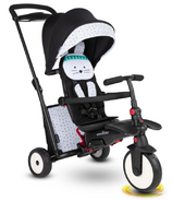 smarTrike STR5 Stroller & Trike White