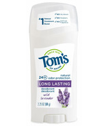 Tom's of Maine Long Lasting Wild Lavender Deodorant