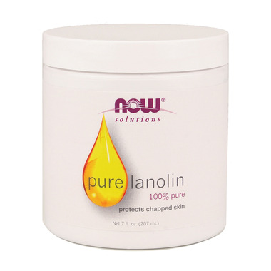 NOW Solutions 100% Pure Lanolin