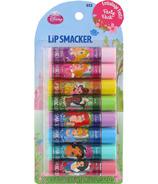 Lip Smacker Disney 8 Piece Lip Balm Party Pack