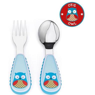 Skip Hop ZOOtensils Utensil Set Owl