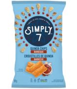 Simply 7 Quinoa Chips Barbecue