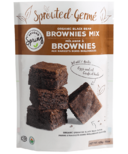 Second Spring Organic Sprouted Black Bean Brownies Mix