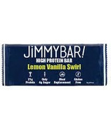 Jimmybar Protein Crunch Bar Lemon Vanilla Swirl