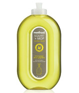 Method Squirt + Mop Hard Floor Cleaner Lemon Ginger