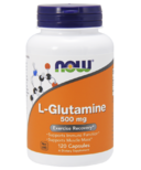 NOW Foods L-Glutamine 500 mg