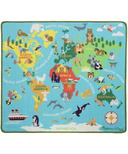 Melissa & Doug Round The World Travel Activity Rug