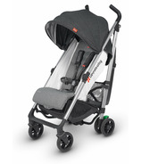 UPPAbaby G-Luxe Stroller Jordan Charcoal and Silver