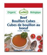 GoBIO! Organic Beef Bouillon Cubes