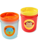 Skip Hop Zoo Tumbler Cup Monkey & Dog