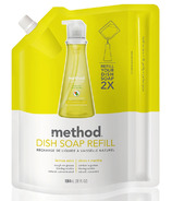 Method Dish Soap Refill Lemon Mint